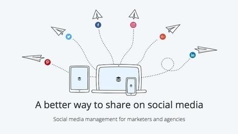 2 herramientas para programar publicaciones en diferentes redes sociales | Orientar | Scoop.it