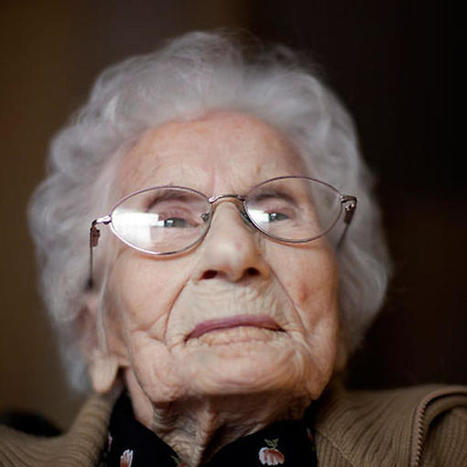 Besse Cooper, world's oldest living person offers tips on longevity | Living Longer | Scoop.it
