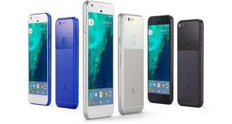 Google veut concurrencer Apple avec ses smartphones maison | Actu télécom | Scoop.it