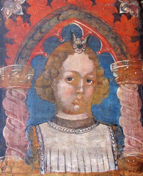La chapelle Saint-Léonard dévoile ses trésors - Le Courrier des Yvelines | Espace Chanorier | Scoop.it