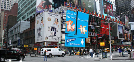 Charmin to New York: 'Go in Style' - New York Times | Marketing with Shared Value | Scoop.it
