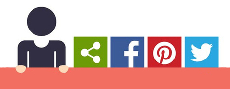 What, How and Why People Share on Social Media [Infographic] - SocialTimes | Digital & Social Media | Scoop.it