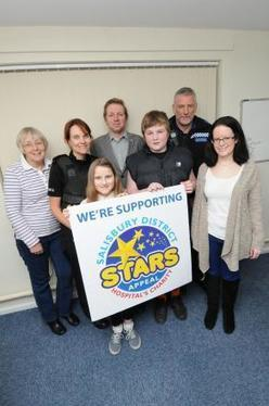 Stars Appeal benefits from Bluez n Zuz success | Salisbury District Hospital News | Scoop.it