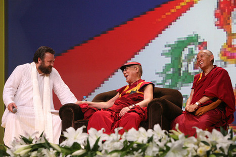 His Holiness the Dalai Lama speaks on the Culture of Compassion - Central Tibetan Administration   Tibetan Spiritual Jewelry   Scoop.it