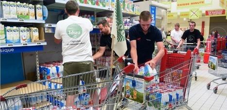 France - Crise du lait : les syndicats agricoles se mettent en ordre de bataille - Challenges   Agriculture et Alimentation méditerranéenne durable   Scoop.it