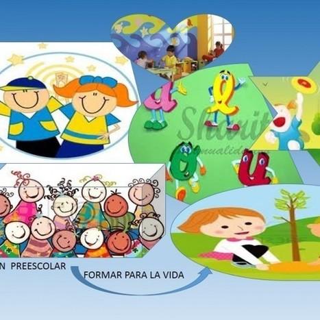 """EDUCACIÓN PREESCOLAR   Online Slideshow by Slide.ly   Portafolio """"Modelos didácticos basados en las TIC""""   Scoop.it"""
