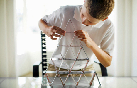 Harvard Wants to Know: How Does the Act of Making Shape Kids' Brains? | Edumathingy | Scoop.it
