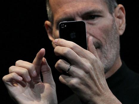 Steve Jobs: How Apple's CEO Helped Transform Popular Culture : NPR | Teaching in the XXI Century | Scoop.it