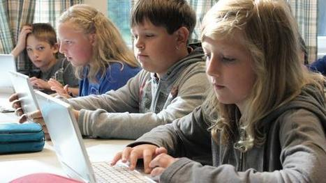 D21-Studie: Tablets und Laptops für alle Schüler | iPad Sekundarschule | Scoop.it