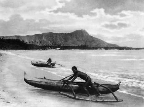 21 Gorgeous Photos Of Hawaii Before It Became A State - Business ... | shipping | Scoop.it