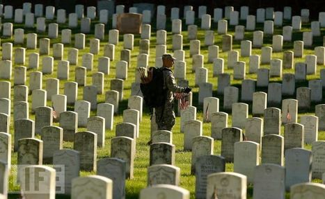 Arlington Cemetery: Hallowed Ground - Photo Gallery | Photojournalism - Articles and videos | Scoop.it