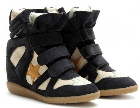 Achat Haute Qualité Sneakers Isabel Marant Bayley pour les femmes à un prix abordable | Basket Isabel Marant nouvelles en 2013 - Isabel Marant Shop Online | Fashion Women Shoes | Scoop.it