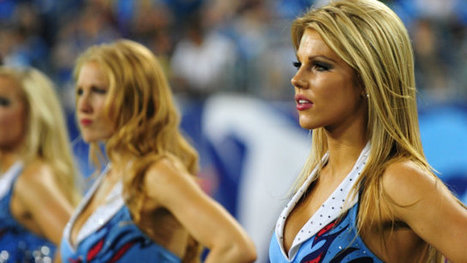 25 Of The Hottest Cheerleaders In The NFL | Work From Home | Scoop.it