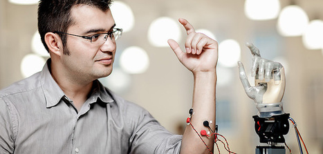 Thought-controlled prosthesis is changing the lives of amputees | Medical Engineering = MEDINEERING | Scoop.it