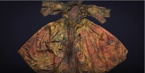 Dutch Divers Found a 17th-Century Dress Buried Under the Sea | Archaeology, Culture, Religion and Spirituality | Scoop.it