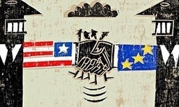 Give and take in the EU-US trade deal? Sure. We give, the corporations take   George Monbiot   Why we can't have nice things   Scoop.it