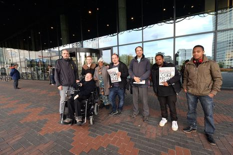 Police called as Library of Birmingham protesters stage sit in | Librarysoul | Scoop.it