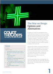 REPORT: Count the Costs briefing on alternatives to the war on drugs | Drugs, Society, Human Rights & Justice | Scoop.it