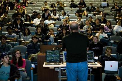 Large Lecture Classes | Center for Teaching and Learning | Teaching Large College Courses | Scoop.it