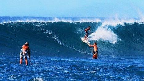 Les règles de sécurité et de convivialité en surf et stand up paddle - France 3 Aquitaine | BABinfo Pays Basque | Scoop.it