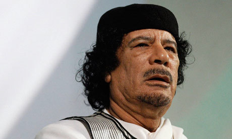 Gaddafi 'is recruiting fighters from other African countries' | Coveting Freedom | Scoop.it