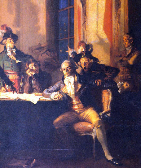 La Revolution Francaise Par L Image 1789 1799 Histoire Lyonel Kaufmann Ch