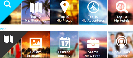 Startup pitch: HipTraveler is doggedly chasing a visual way to plan trips | Web Marketing Turistico | Scoop.it