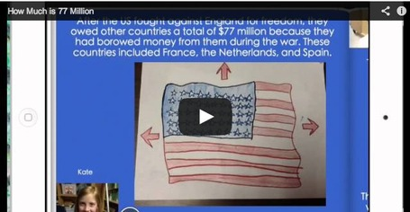 History by the E-book: Student Created Collaborative ePubs | ILearn with Ipads | Scoop.it