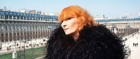 Fashion: Sonia Rykiel, l'adieu aux dames - Particule deluxe by Emmanuel de la Pagerie | OlfaNews | Scoop.it