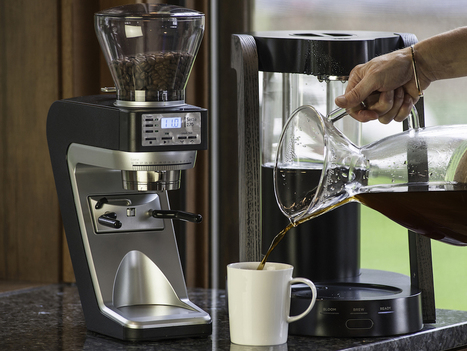 Baratza Reveals the Sette: One Rotating Ring to Rule Them All | Coffee Makers | Scoop.it
