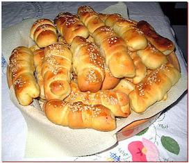 #Recept Moje prve KIFLICE SA SIROM | Recepti i kuhinja za pocetnike [ kao ja] | Scoop.it