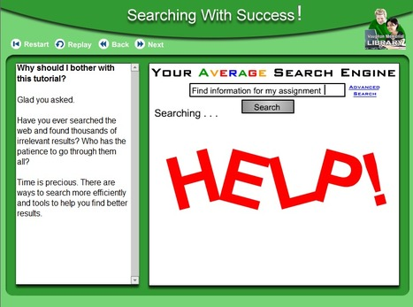 Four Helpful Web Search Strategy Tutorials | 21st Century Information Fluency | Scoop.it