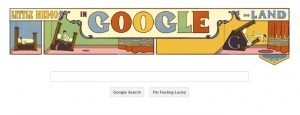 Biggest Google Doodle Ever In Honour Of Little Nemo | GOOGLE | TechDrink | Google Juice | Scoop.it