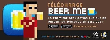 Beer Me : un Serious Game pour gérer sa consommation d'alcool | Jeu Serieux | Scoop.it