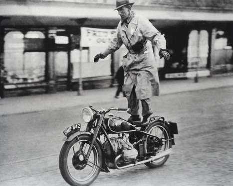 90 years of BMW motorrad: an evolution of the motorcycle | motorcycle technology | Scoop.it