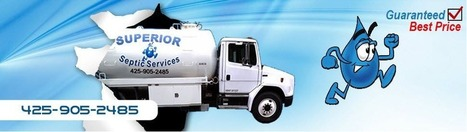 Looking for a Septic Pumping in Mill Creek? | septic pumping | Scoop.it