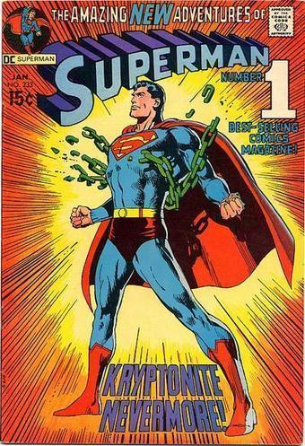 #152 ❘ SUPERMAN ❘ 1938 ❘ Jerry Siegel et Joe Shuster | # HISTOIRE DES ARTS - UN JOUR, UNE OEUVRE - 2013 | Scoop.it