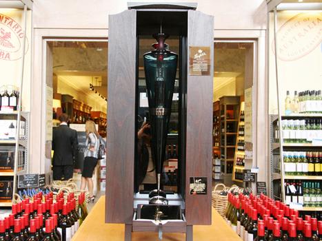 LCBO offers chance to splurge $168,000 on a 'beyond premium' bottle of Penfolds wine | Autour du vin | Scoop.it