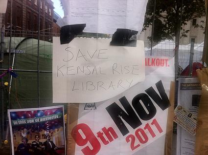 Royaume-Uni : fermetures de bibliothèques et mobilisation citoyenne | Trucs de bibliothécaires | Scoop.it