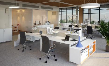 Les réponses innovantes du mobilier de bureau   Ameublement   Scoop.it