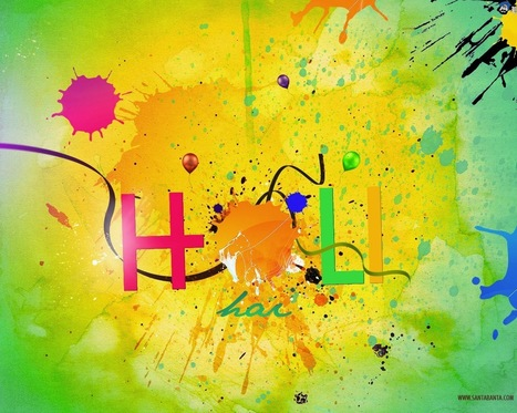 Happy Holi Latest Pictures, Holi Pics, Images, Photos 2014|Wallpapers For You | Happy Holi 2014 | Scoop.it
