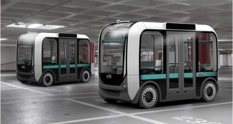 Olli, le minibus autonome imprimé en 3D | Vous avez dit Innovation ? | Scoop.it