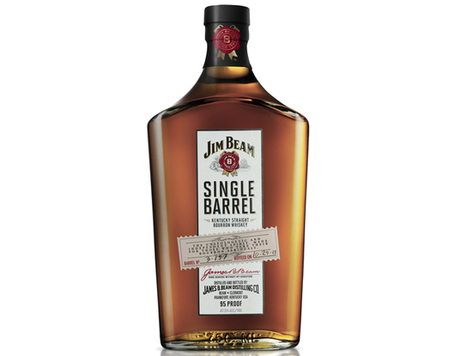 Review: Jim Beam Single Barrel Bourbon Whiskey - Drink Spirits | Whiskey, Rum and Spirits | Scoop.it