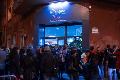 Inauguration de la Cantine Toulouse | La Cantine Toulouse | Scoop.it