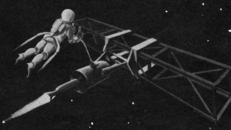 Space Taxis, Air Sleds and Skylabs: Retro-Space Concepts From 1961 | Strange days indeed... | Scoop.it