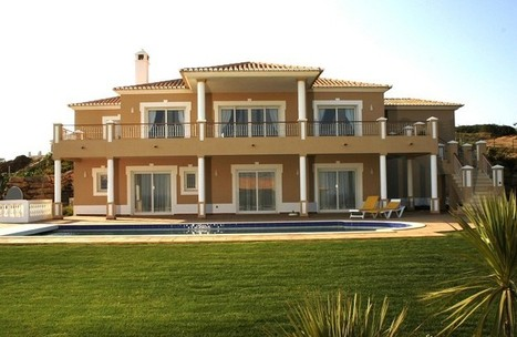 Praia da luz new sea view villas for sale - Exclusive Algarve Villas | luxury villas for sale in portugal | Scoop.it