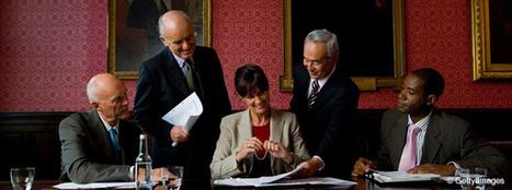 Féminisation des conseils d'administration : beaucoup reste à faire - HBR | Cabinet Emprise | Scoop.it