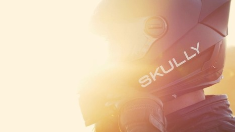 SKULLY AR-1, the Augmented Reality Motorcycle Helmet   Web of Objects - Connected Objects - Internet of Things - Wearables - Internet des Objets - Objets connectés   Scoop.it