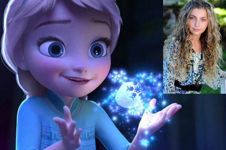 'Frozen' Actress Paid Just $926.20 for Her Voice Over Work -- Fair or Unfair? | Daily Actor | Voice Over News | Scoop.it