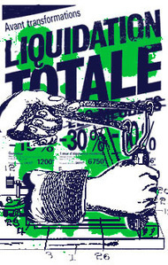 Atelier Sabordage - Sérigraphies Lille - Affiches Serigraphiees - Silkscreen posters   Zine not dead   Scoop.it